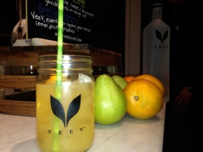"""The VeeV Perfect Orange"" cocktail"