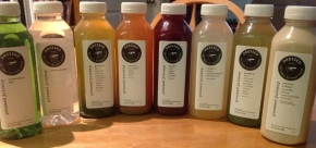 Juice Cleanse for the Holidays; Pressed Juicery